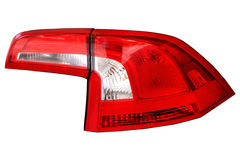 Back-light автомобиля Стоковое Фото