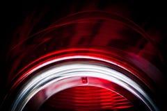 Back light. Of a modern car Stock Image