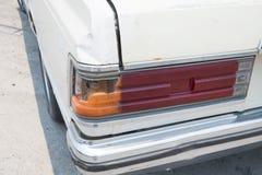 Back light of vintage car. Stock Images