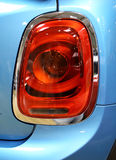 Back lights of a car Royalty Free Stock Images