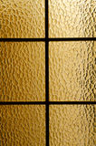 Back lit glass door Stock Photos