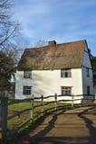Back of lotts cottage Royalty Free Stock Image