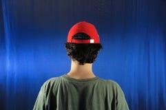 back male young Στοκ Εικόνες