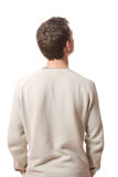Back of man Stock Image