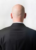 Back of man Royalty Free Stock Images