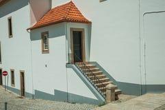 Free Back Of The Church Of Santa Maria And Door Stock Photos - 146736283