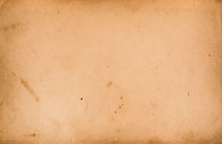 Back of an old photo. Texture background Stock Photography