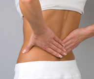 Free Back Pain Royalty Free Stock Images - 30385389