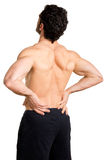 Back Pain Stock Photo