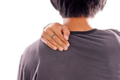 Back Pains Royalty Free Stock Photo