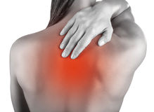 Back pains Stock Photos