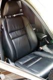 Back passenger seats in a car Stock Photos