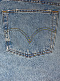 Back pocket Royalty Free Stock Photos