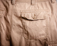 Back Pocket Stock Photography