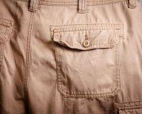 Back Pocket Stock Photography