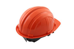 Back safety hat Royalty Free Stock Photos