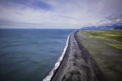 Back sand beach, Iceland Stock Photo
