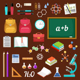 Back in school Stock Images