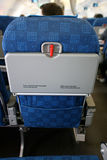 Back of seat Royalty Free Stock Photo