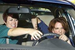 Free Back Seat Driver Stock Photo - 34439780