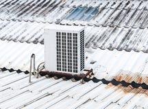 Air compressors unit Stock Photo