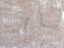 Back side of primed canvas close up. Back side of primed cotton canvas close up stock photography