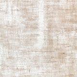 Back side of primed cotton canvas. Atristic square background - back side of primed cotton canvas stock image