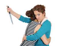 Back-stabber Stock Photos