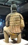 Back of the Terracotta Warrior Stock Photos