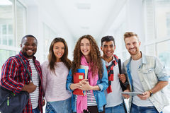 Back to college Stock Photography