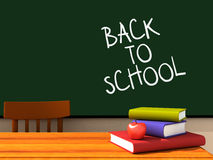 Back to school 02 Royalty Free Stock Images