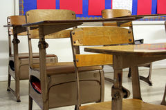 Back to School. School Chair Stock Photos