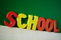 Back to school! Stock Photo