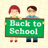 Back to school,  Stock Image
