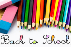 Back to school Royalty Free Stock Images