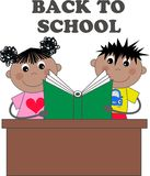 Back to school. Header or banner for website Royalty Free Stock Images