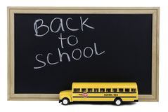 Back to school! Royalty Free Stock Photos