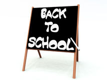 Back To School 3 Stock Photography