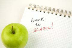 Back to school! Royalty Free Stock Images