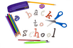 Free Back To School Royalty Free Stock Photography - 5986757