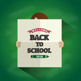 Back to School 2016. Abstract Background Stock Photos