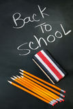 Back to school acessories Stock Photos