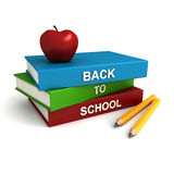 Back to School Again Royalty Free Stock Photos