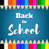 Back to school-03 Royalty Free Stock Photography