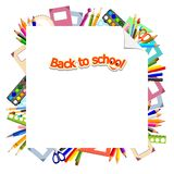 Back to school - background Stock Image