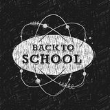 Back to school, background Royalty Free Stock Photos