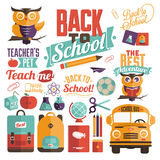 Back to school - background Royalty Free Stock Image