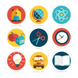Back to school - background Stock Photography