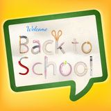Back to school background. EPS 10 Stock Images