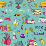 Back to School Background Stock Photo